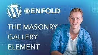 Wordpress Enfold Theme | Masonry Gallery