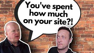 How much money i've SPENT on My Affiliate Marketing Website and Why...