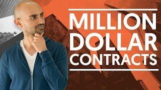 How to Work with Multi-Million Dollar Companies | Neil Patel