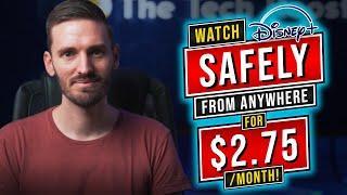 5 Best VPNs for Disney Plus: Unblock Disney Plus outside US!!