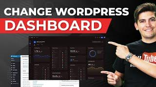 How To Customize The Wordpress Dashboard (Into Something Modern) - Darrel Wilson