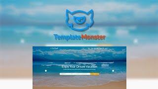 Sun Travel - Travel Agency Online HTML5 Template #60075