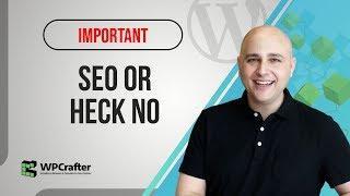 3 Reasons Why Everyone Needs An SEO Plugin For A WordPress Website