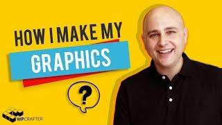 4 Ways To Make Blog Features Images & Social Media Graphics - Everything I Have Used