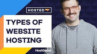 Web Hosting Explained: Shared Hosting vs. VPS. vs. Dedicated Servers