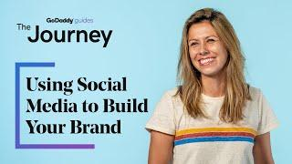 Using Social Media to Build Your Personal Brand