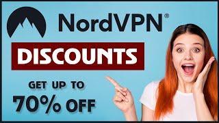 NordVPN Discounts  Get up to 70% OFF