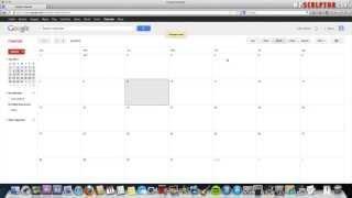How To Embed a Google Calendar onto a WordPress Website