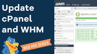 How to Update your cPanel and WHM Version - HostGator Tutorial