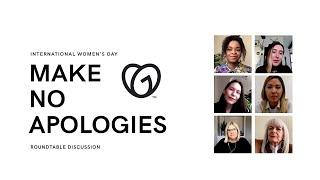 Women's History Month 2021: Make No Apologies