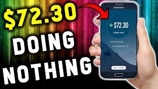 Do Nothing & Get Paid! (iOS & Android Money Making App)   Earn FREE PayPal Money