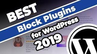 Best Block Plugins For WordPress: Expand Your Block Editor [Gutenberg]
