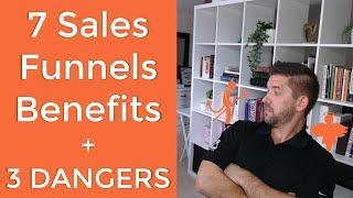 Wordpress Sales Funnels in 2019 - 7 Benefits & 3 (avoidable) Dangers