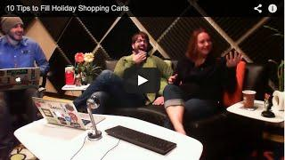 10 Tips to Fill Holiday Shopping Carts | GoDaddy Hangout