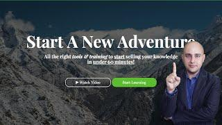 How To Create An Online Course Membership Website WIth WordPress Free 2016 - In 30 minutes or less