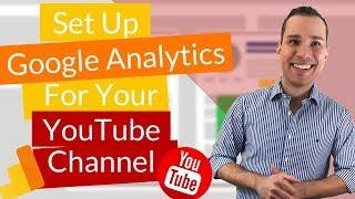 Grow Your YouTube Channel With Google Analytics   Google Analytics YouTube Tutorial For Beginners