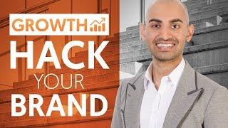 How to Growth Hack Your Personal Brand | Neil Patel