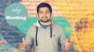 Why You Need A Web Hosting