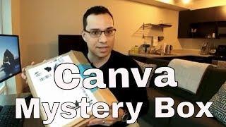 Canva Unboxing - Free Stuff! |Aspire 128