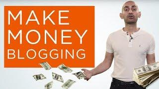5 WAYS TO MAKE MONEY BLOGGING (Simple Ways to Monetize Your Blog's Audience and Make Money Online)