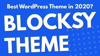 Blocksy Theme   Best WordPress theme 2020??   Preview