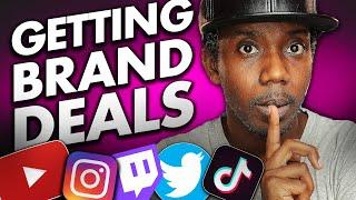 Getting PAID Brand Deals in 2021 as a Small Influencer  (No BS Advice for Small Influencers)