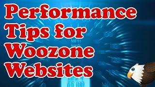 Make your Woozone Amazon Affiliate site FASTER