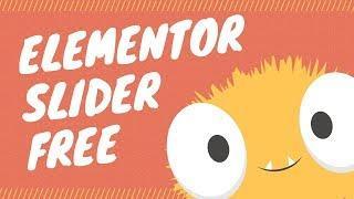 Tutorial Smart Slider | Como colocar slides no Elementor Free WordPress - Aula 9
