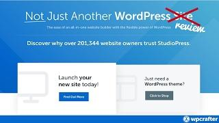 Studiopress Sites Critical Review - WordPress Managed Web Hosting Is It Worth It?