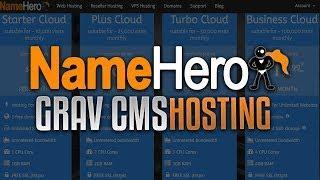 How To Setup Blazing Fast Cloud Hosting For Grav CMS