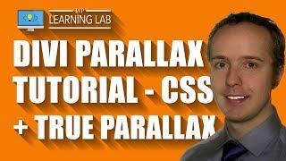 Divi Parallax Tutorial - Two Ways To Create Divi Parallax Effect