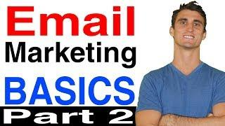 Basic Email Marketing - Campaigns, Automation and Tips | Effective Ecommerce Podcast #21