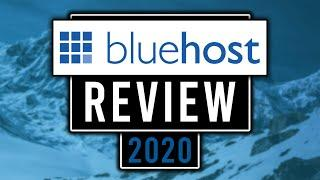 Bluehost Review 2020 - Pros & Cons of Bluehost Web Hosting