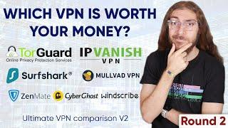 The Best VPN in 2020? Ultimate VPN Comparison ROUND 2