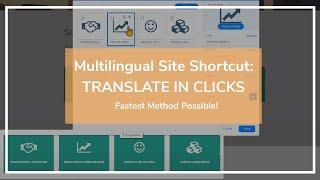 Quickly Translate Your Website Content with Translate with Google