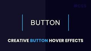 Creative Button Animation Effects 2   CSS Snake Border Hover Effect