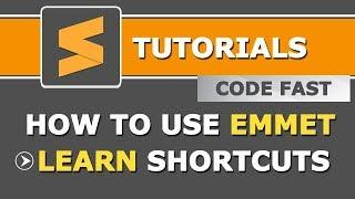 How to Install and Use Emmet Package in Sublime Text   Very Useful Shortcuts