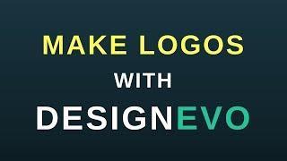 How to Make Free Logos with DesignEvo