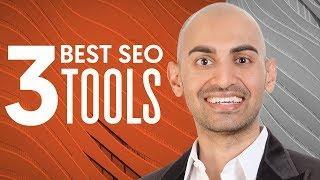 The 3 SEO Tools I Use Rank #1 on Google | Neil Patel