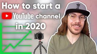 How to Start a YouTube Channel in 2020   Reaching Your First 1,000 Subscribers!