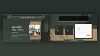 Download a FREE Header and Footer for Divi's Realtor Layout Pack