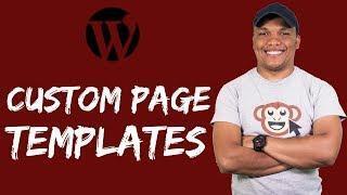 How to Create Custom WordPress Page Templates with Custom Post Types & Custom Fields