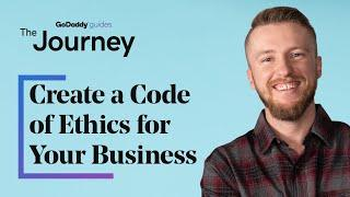 How to Create a Code of Ethics for Your Web Design Business