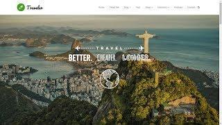 Blog Masonry - Traveler WordPress Theme   Blog WordPress Theme