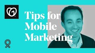 EZ Texting Tips for Mobile Marketing in 2021 | GoDaddy
