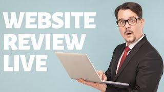 AFFILIATE WEBSITE FEEDBACK SESSION LIVE