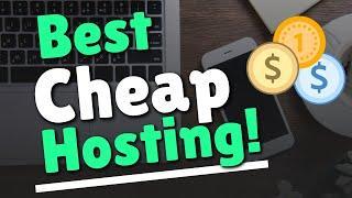 Cheap Web Hosting - Low Price WordPress Hosting Comparison