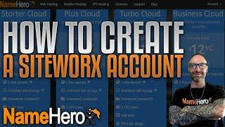 How To Create A SiteWorx Account And Install WordPress, Free SSL, And Cloudflare (w/Railgun)
