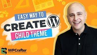 How To Create A Child Theme For WordPress - It's SUPER EASY, with this video