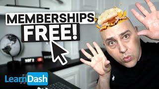 How To Setup LearnDash Membership Tutorial - Without A Membership Plugin